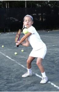 tennis kid 2