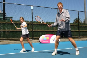 Tennis Australia Commission Shoot